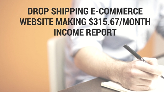 drop-shipping-review-income-report-ecommerce-website-real-numbers